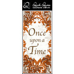 Quick Quotes - Fall Collection - Color Vellum Quote Strip - Once Upon A Time