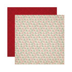 Reminisce - A Christmas Story Collection - 12 x 12 Double Sided Paper - Christmas Joy