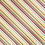 Reminisce - Boys Gone Wild Collection - Patterned Paper - Wild Boy Stripe, CLEARANCE