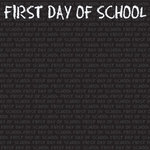 Reminisce - Back to School Collection - Patterned Paper - First Day of School