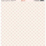 Ella and Viv Paper Company - Bundle of Joy Pink Collection - 12 x 12 Paper - Ten