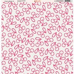 Ella and Viv Paper Company - Cherry Blast Collection - 12 x 12 Paper - Six