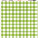 Ella and Viv Paper Company - Cherry Blast Collection - 12 x 12 Paper - Seven