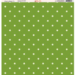 Ella and Viv Paper Company - Cherry Blast Collection - 12 x 12 Paper - Eleven
