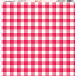 Ella and Viv Paper Company - Cherry Blast Collection - 12 x 12 Paper - Twelve