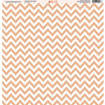 Ella and Viv Paper Company - Coral Patterns Collection - 12 x 12 Paper - Two