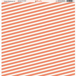 Ella and Viv Paper Company - Coral Patterns Collection - 12 x 12 Paper - Three