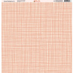 Ella and Viv Paper Company - Coral Patterns Collection - 12 x 12 Paper - Six