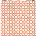Ella and Viv Paper Company - Coral Patterns Collection - 12 x 12 Paper - Seven