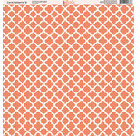 Ella and Viv Paper Company - Coral Patterns Collection - 12 x 12 Paper - Nine