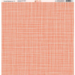 Ella and Viv Paper Company - Coral Patterns Collection - 12 x 12 Paper - Eleven