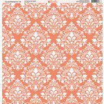 Ella and Viv Paper Company - Coral Patterns Collection - 12 x 12 Paper - Fourteen