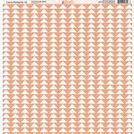 Ella and Viv Paper Company - Coral Patterns Collection - 12 x 12 Paper - Fifteen