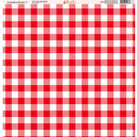 Ella and Viv Paper Company - Country Picnic Collection - 12 x 12 Paper - One