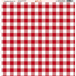 Ella and Viv Paper Company - Country Picnic Collection - 12 x 12 Paper - Three