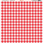 Ella and Viv Paper Company - Country Picnic Collection - 12 x 12 Paper - Eight