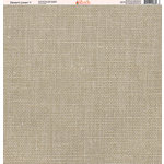 Ella and Viv Paper Company - Desert Linen Collection - 12 x 12 Paper - One