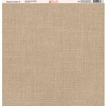 Ella and Viv Paper Company - Desert Linen Collection - 12 x 12 Paper - Three
