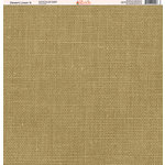 Ella and Viv Paper Company - Desert Linen Collection - 12 x 12 Paper - Five