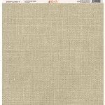 Ella and Viv Paper Company - Desert Linen Collection - 12 x 12 Paper - Seven