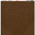 Ella and Viv Paper Company - Desert Linen Collection - 12 x 12 Paper - Eight