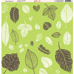 Ella and Viv Paper Company - Earth Day Collection - 12 x 12 Paper - Four