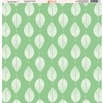 Ella and Viv Paper Company - Earth Day Collection - 12 x 12 Paper - Seven