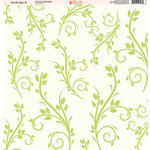 Ella and Viv Paper Company - Earth Day Collection - 12 x 12 Paper - Eight