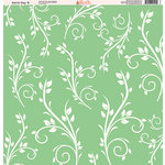 Ella and Viv Paper Company - Earth Day Collection - 12 x 12 Paper - Nine