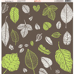 Ella and Viv Paper Company - Earth Day Collection - 12 x 12 Paper - Eleven