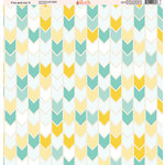 Ella and Viv Paper Company - Fire and Ice Collection - 12 x 12 Paper - Three
