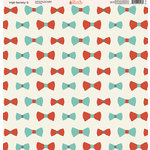 Ella and Viv Paper Company - High Society Collection - 12 x 12 Paper - Three