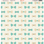 Ella and Viv Paper Company - High Society Collection - 12 x 12 Paper - Nine