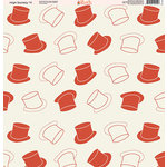 Ella and Viv Paper Company - High Society Collection - 12 x 12 Paper - Eleven