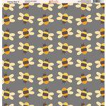 Ella and Viv Paper Company - Honey Bee Collection - 12 x 12 Paper - Two