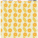 Ella and Viv Paper Company - Honey Bee Collection - 12 x 12 Paper - Three