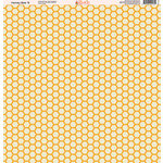 Ella and Viv Paper Company - Honey Bee Collection - 12 x 12 Paper - Nine