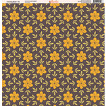 Ella and Viv Paper Company - Honey Bee Collection - 12 x 12 Paper - Ten