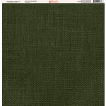 Ella and Viv Paper Company - Jungle Linen Collection - 12 x 12 Paper - One