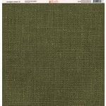 Ella and Viv Paper Company - Jungle Linen Collection - 12 x 12 Paper - Two