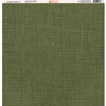 Ella and Viv Paper Company - Jungle Linen Collection - 12 x 12 Paper - Three