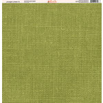 Ella and Viv Paper Company - Jungle Linen Collection - 12 x 12 Paper - Five
