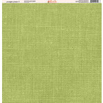 Ella and Viv Paper Company - Jungle Linen Collection - 12 x 12 Paper - Seven