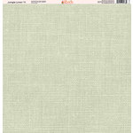 Ella and Viv Paper Company - Jungle Linen Collection - 12 x 12 Paper - Eleven