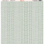 Ella and Viv Paper Company - Modern Safari Collection - 12 x 12 Paper - Four