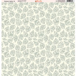 Ella and Viv Paper Company - Modern Safari Collection - 12 x 12 Paper - Six