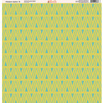 Ella and Viv Paper Company - Modern Safari Collection - 12 x 12 Paper - Eight
