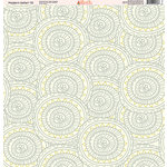 Ella and Viv Paper Company - Modern Safari Collection - 12 x 12 Paper - Ten