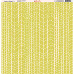 Ella and Viv Paper Company - Modern Safari Collection - 12 x 12 Paper - Eleven