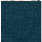 Ella and Viv Paper Company - Ocean Linen Collection - 12 x 12 Paper - One